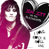 I love Rock 'n roll Live (live) de Joan Jett & The Blackhearts