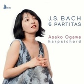 J.S. Bach: 6 Partitas, BWVV 825-830 de Asako Ogawa