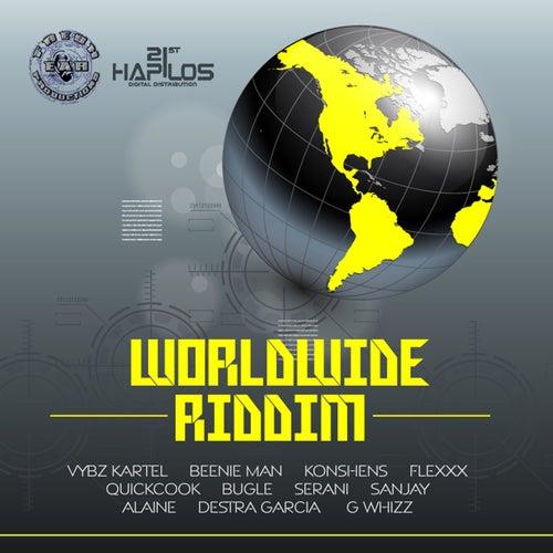 Worldwide Riddim by Various Artists