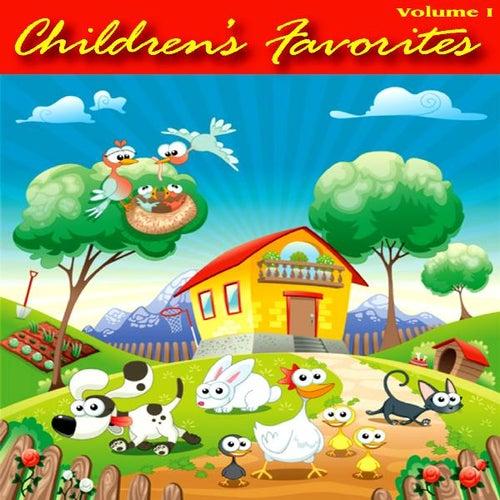 Children's Favorite's, Vol. 1 by Children's Favorites