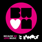Because We Love Music 2020 by Various Artists