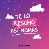 Te Lo Resumo Así No Mas by Big Yamo