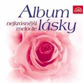 Chaplin, Suk, Bernstein, Chopin,...: Album lásky - nejkrásnější melodie by Various Artists