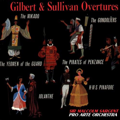 Gilbert & Sullivan Overtures by Pro Arte Orchestra