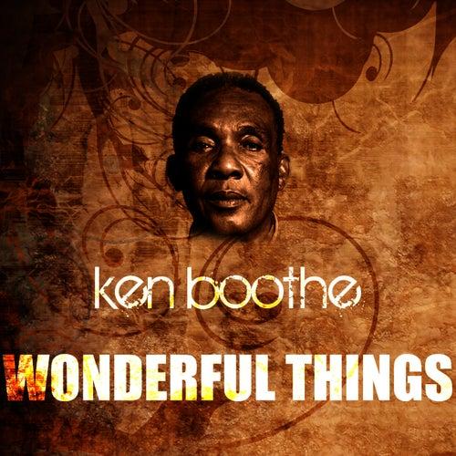 Wonderful Things by Ken Boothe