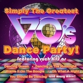 Simply the Greatest 70's Dance Party by Webstars Allstars