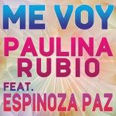 Me Voy de Paulina Rubio