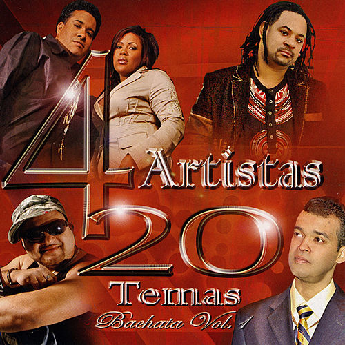 20/4 Bachata Vol.1 by Various Artists
