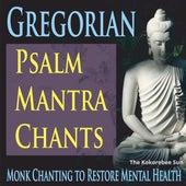 Gregorian Psalm Mantra Chants (Monk Chanting to Restore Mental Health) by The Kokorebee Sun