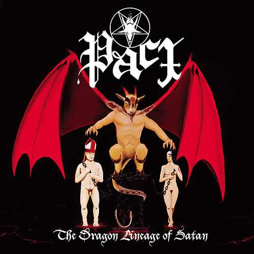 The Dragon Lineage of Satan by Pact