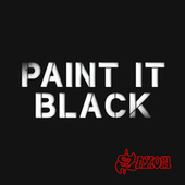 Paint It Black by Saxon