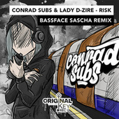 Risk (Bassface Sascha Remix) von Conrad Subs