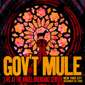 Live at the Angel Orensanz Center, New York City, NY, December 28, 2008 von Gov't Mule
