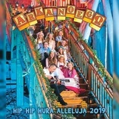 HIP HIP HURA ALLELUJA 2019 by Arka Noego