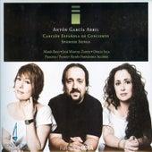 Antón García Abril. Canción Española de Concierto / Spanish Songs. CD 3. María Bayo, José Manuel Zapata, Ofelia Sala & Rubén Fernández Aguirre de Various Artists