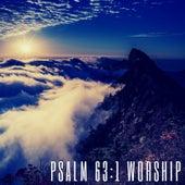 Psalm 63:1 Worship de Kyle Lovett