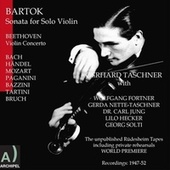 Bartok, Bach & Others: Works for Violin by Gerhard Taschner