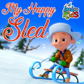 My Happy Sled by LooLoo Kids