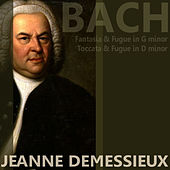 Bach: Fantasia and Fugue in G minor von Jeanne Demessieux