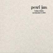 2000.11.03 - Boise, Idaho (Live) by Pearl Jam