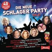 Die neue Schlagerparty Vol. 8 von Various Artists