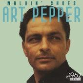 Walkin' Shoes von Art Pepper
