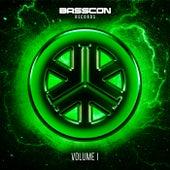 Basscon Records: Volume 1 von Basscon