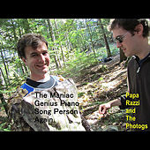 The Maniac Genius Piano Song Person Again by Papa Razzi and the Photogs