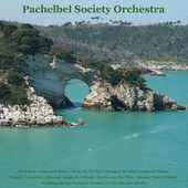 Pachelbel: Canon in D Major / Bach: Air On The G String & The Well -Tempered Clavier / Vivaldi: Concertos /  Albinoni: Adagio in G Minor / Beethoven: Fur Elise / Mozart: Turkish March / Wedding March / Paradisi: Toccata / Walter Rinaldi: Works by Pachelbel Society Orchestra