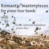 Romantic Masterpieces for Piano Four Hands de Caterina Barontini