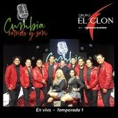 Cumbia Corrido y Son,Temporada 1 (En Vivo) by Grupo el Clon de Gregorio Ramírez