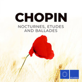 Chopin: Nocturnes, Etudes and Ballades by Misha Fomin Pavel Dombrovsky