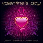 Valentine's Day 2012 - Best of Love Ballads & Lounge Classics von Various Artists