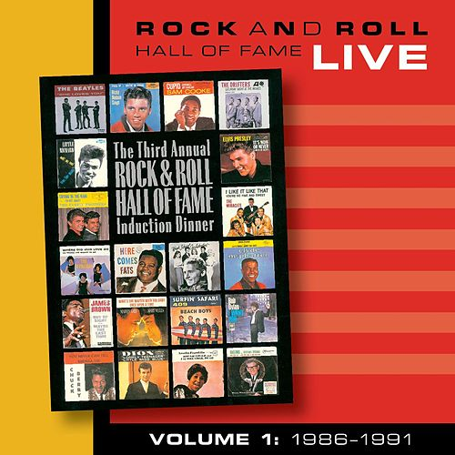 Rock and Roll Hall of Fame Volume 1: 1986-1991 by Various Artists