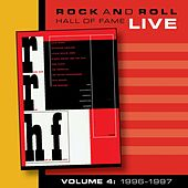 Rock and Roll Hall of Fame Volume 4: 1996- 1997 by Various Artists