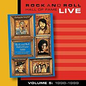 Rock and Roll Hall of Fame Volume 5: 1998-1999 by Various Artists