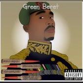 Green Beret de Sir Mansa Kazie