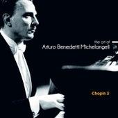 Arturo Benedetti Michelangeli 7 - Chopin von Arturo Benedetti Michelangeli