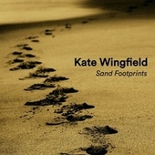 Sand Footprints by Kate Wingfield