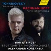 Tchaikovsky & Rachmaninoff: Orchestral Works by Stuttgarter Philharmoniker