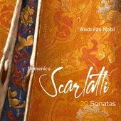 Scarlatti: 20 Keyboard Sonatas (Arr. for Accordion) de Andreas Nebl