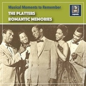 Musical Moments to remember: Romantic Memories von The Platters