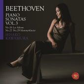 Beethoven Piano Sonatas Vol. 3: Hammerklavier & Les Adieux von 河村 尚子