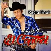 Recta final de Leopoldo Parra El Caporal