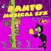 Pantomime Musical Sound Efx, Vol. 2. by Tim J Spencer