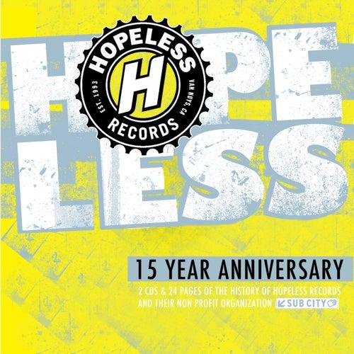 Hopeless Records: 15 Year Anniversary von Various Artists