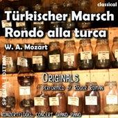 Türkischer Marsch , Rondo Alla Turca (feat. Roger Roman) - Single de Wolfgang Amadeus Mozart