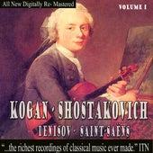 Kogan: Shostakovich - Denisov by Leonid Kogan