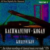 Rachmaninov: Kogan - Khrennikov, Volume 1 by Leonid Kogan