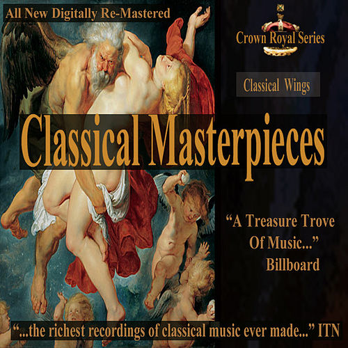 Classical Wings - Classical Masterpieces by Various Artists